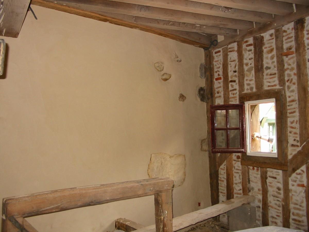 Enduit Argile Morbihan 56